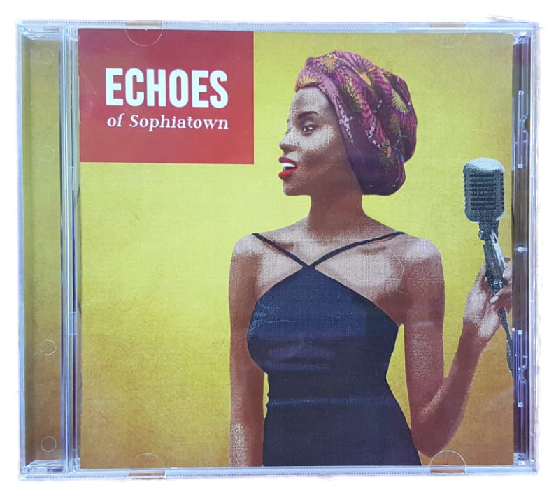 Echoes of Sophiatown official launch event